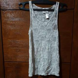 Tank Top LAZENSA lace