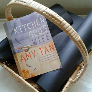 Kitchen God's Wife By Amy Tan