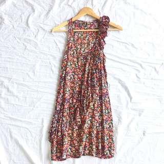 XXI Ruffle Dress