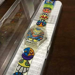 Swatch Original POP BONE