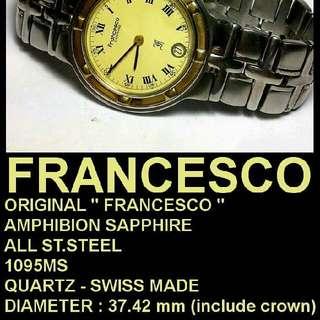 Jam Tangan Cewe Francesco