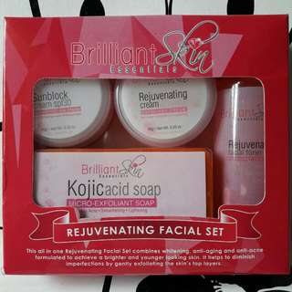 Brilliant Skin Essentials/ Rejuvenating Set
