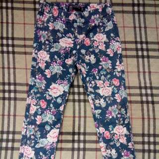 Terranova Floral Pants