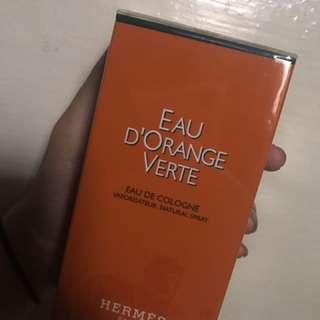 PERFUME HERMES ORIGINAL Eau D'orange Verte