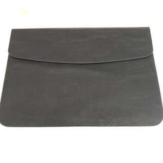 "Macbook 13"" Leather Sleeve"