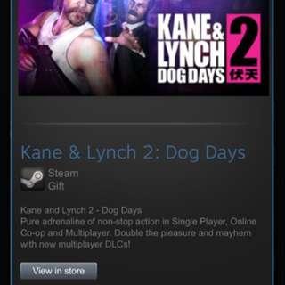 Steam game