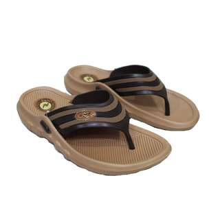 Sendal Casual - Sandal Pria New Era Boston Milo Brown