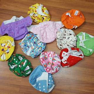 Cloth Diapers #Take10off