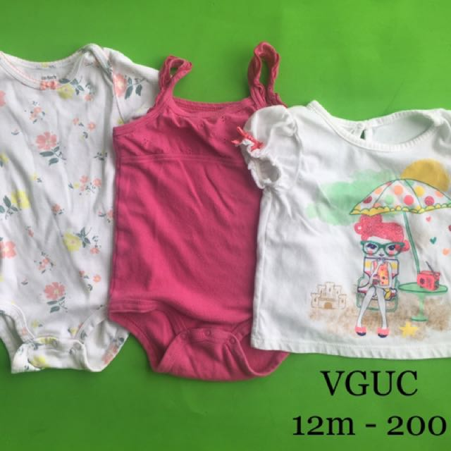 12m baby girl clothes