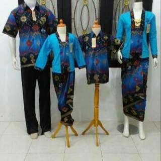 Batik Family Couple