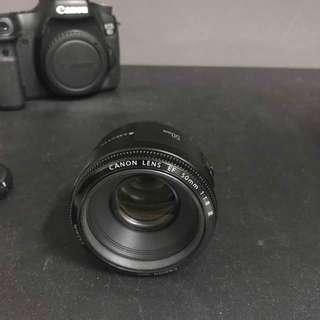 50mm 1.8 II Canon