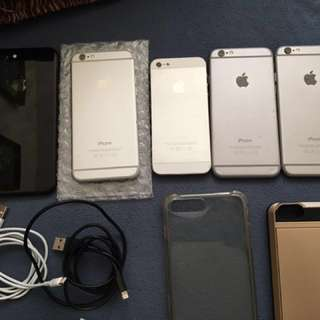 iPhone bundle! NOT SELLING SEPARATELY