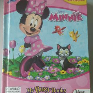 Disney Busy Book