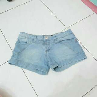 Hot pants Denim
