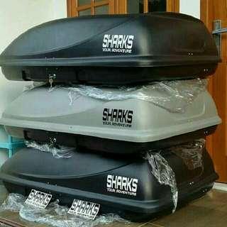 bagasi atap mobil untuk travelling