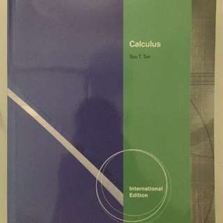 math book calculus