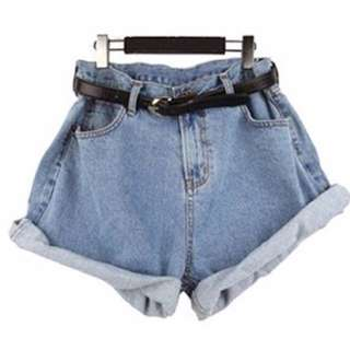 Vintage Denim Short