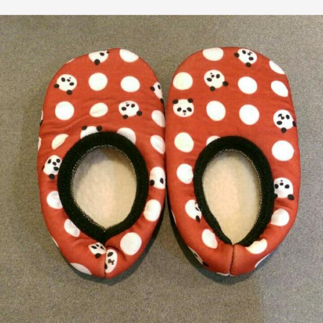 全新嬰兒軟鞋底13.5