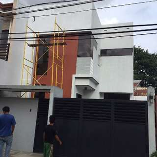 Goodwill 2 Subd. Bagbag Q.C 2 Storey House And Lot