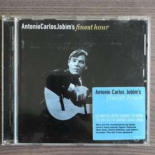 Finest hour - Antonio Carlos Jobim