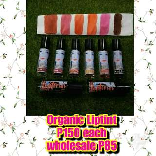 Organic Liptint