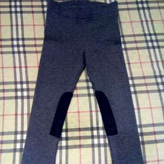 H&M Gray Statement Pants