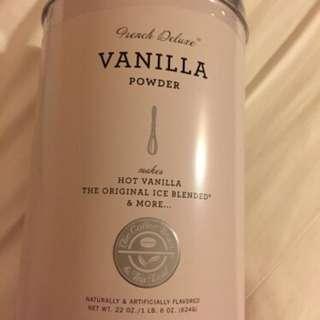 Bubuk Vanilla The Coffee Bean buat kopi teh iceblended