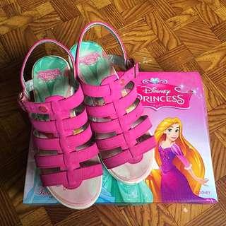 Disney Princess Block Heels For Kids