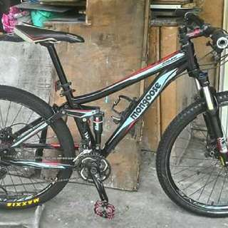 Mountain Bike Fs 27.5