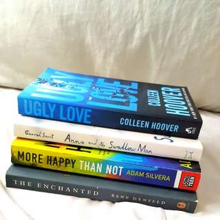 YA Books 🌼