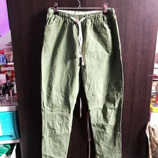 Casual Pants (Tapered)