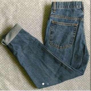 Mom jeans HW