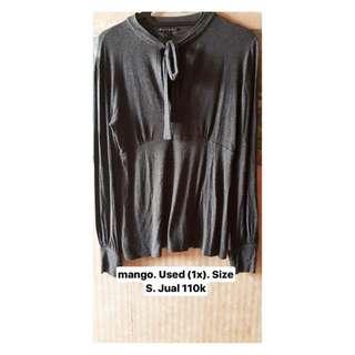 Mango clothes