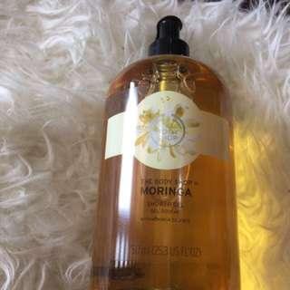 Body Shop Moringa Shower Gel 750ml
