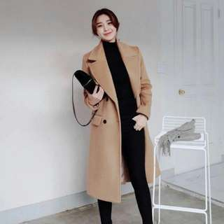 Ready Stock Premium Coat
