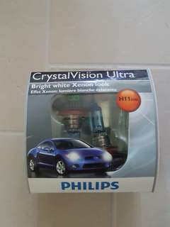 Philips CrystalVision Ultra H11 CVS2