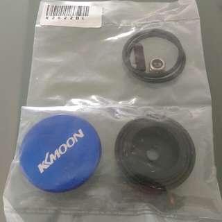 K Moon Rear Wiper Delete Cover