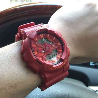 jam tangan G-shock GA-110AC