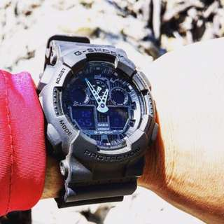 jam tangan G-shock GA-100C