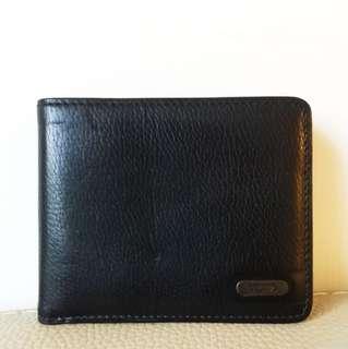 全新 New Tumi Leather Wallet 真皮 銀包