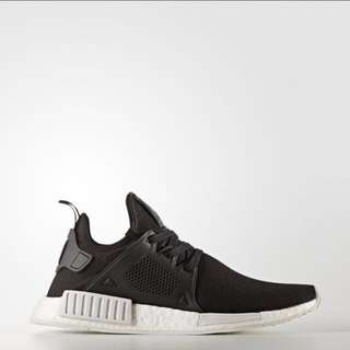Adidas NMD Black XR1