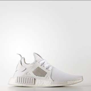 Adidas NMD White Triple XR1