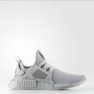 Adidas NMD Triple Grey Two XR1