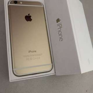 iPhone 6 (gold) 16gb