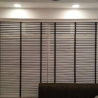 35mm / 50mm / 63mm Timber blinds