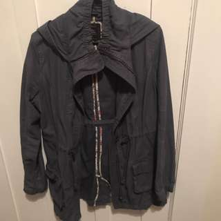 Cotton On Outerwear Dark Grey Jacket