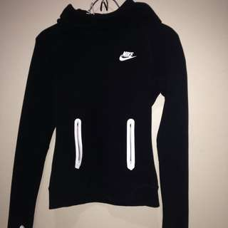 Nike slim fit and turtle neck jumper