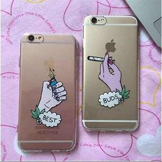 Best buds iphone case