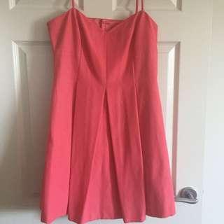Forever New Sweetheart Neckline Dress