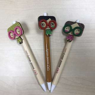 Wooden Pens from Taiwan